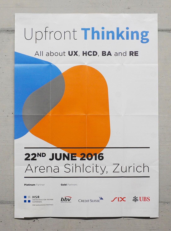 Upfront Thinking